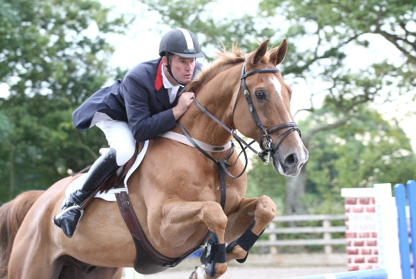 Senior British Showjumping Wednesday June 7th