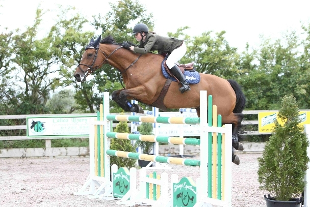 Senior British Showjumping Sunday July 23rd