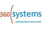 360 Systems logo