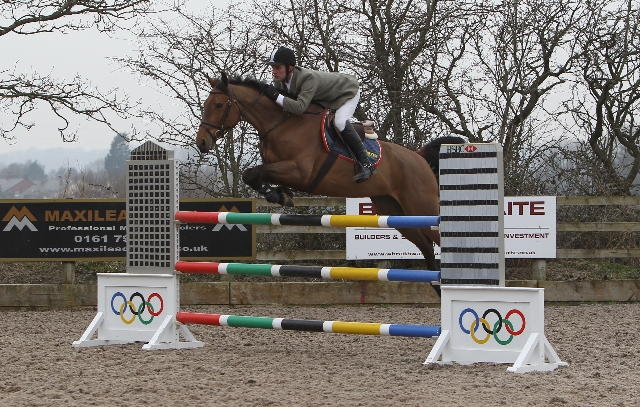 Senior British Showjumping Wednesday March 20th