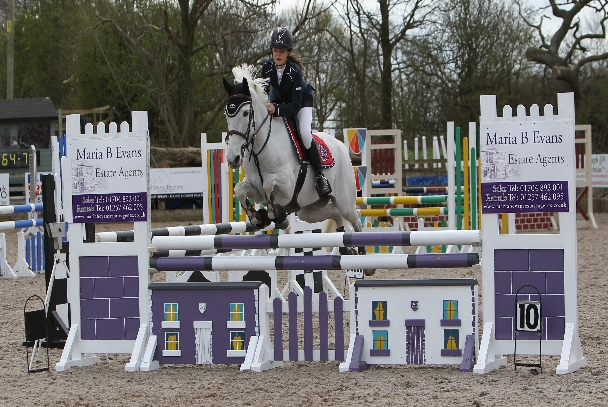 Evening Junior British Showjumping Wed May 15th