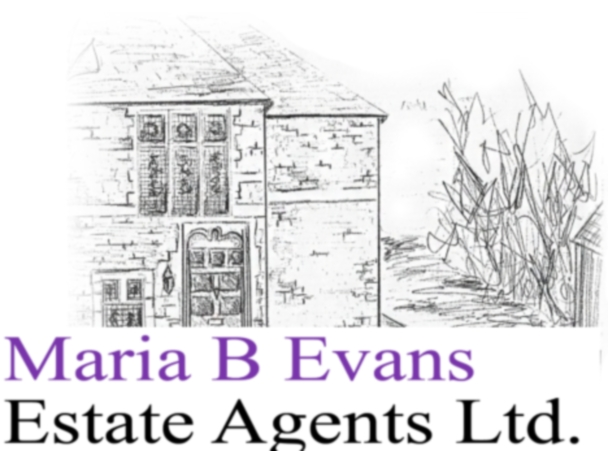 Maria B Evans Estate Agents logo