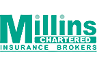 Millins Insurance Brokers logo