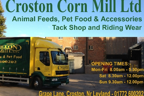 Croston Corn Mills logo