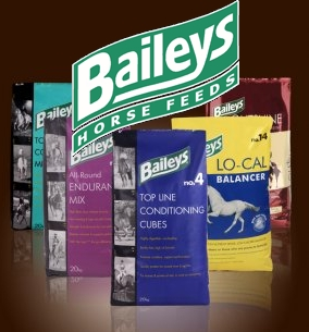 Baileys Horse Feeds logo