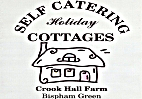 Crook Hall Cottages logo