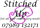Stiched Up Embroidery logo